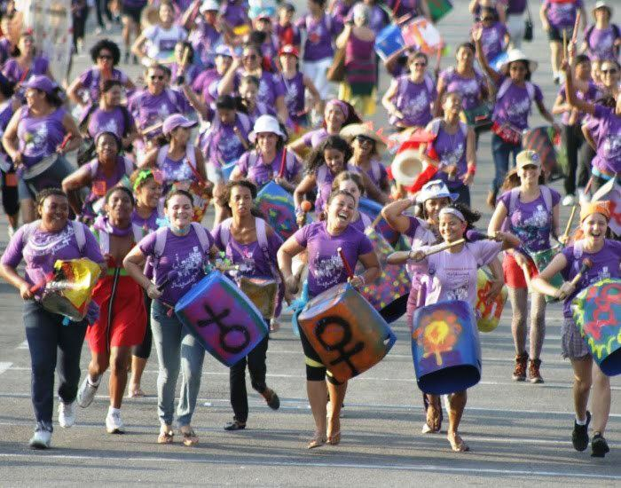 Encuentros de Feministas en Latinoamérica y elCaribe