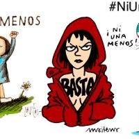 #NiUnaMenos en las redes: arte y política