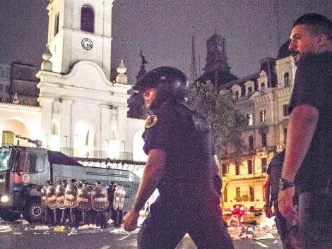 Las Empoderadas: Detenciones ilegales tras el Paro Internacional deMujeres