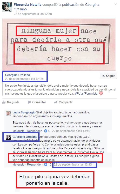Diálogo RIMA - Red Informativa de Mujeres de Argentina
