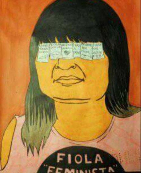 """Fiola """"feminista"""""""