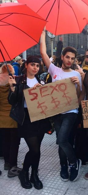 María Riot SEXO $$$