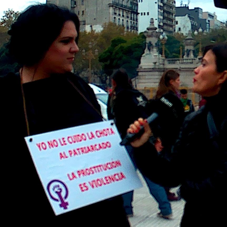 Las Empoderadas: Voces de la diversidad en la marcha Ni UnaMenos