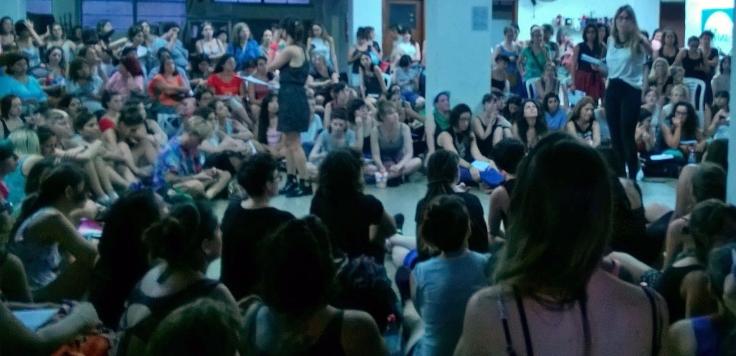 Asamblea de Mujeres de la Ciudad de Buenos Aires