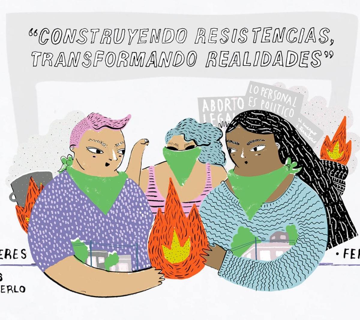 Las Empoderadas: Encuentros Regionales de Mujeres en el Conurbano