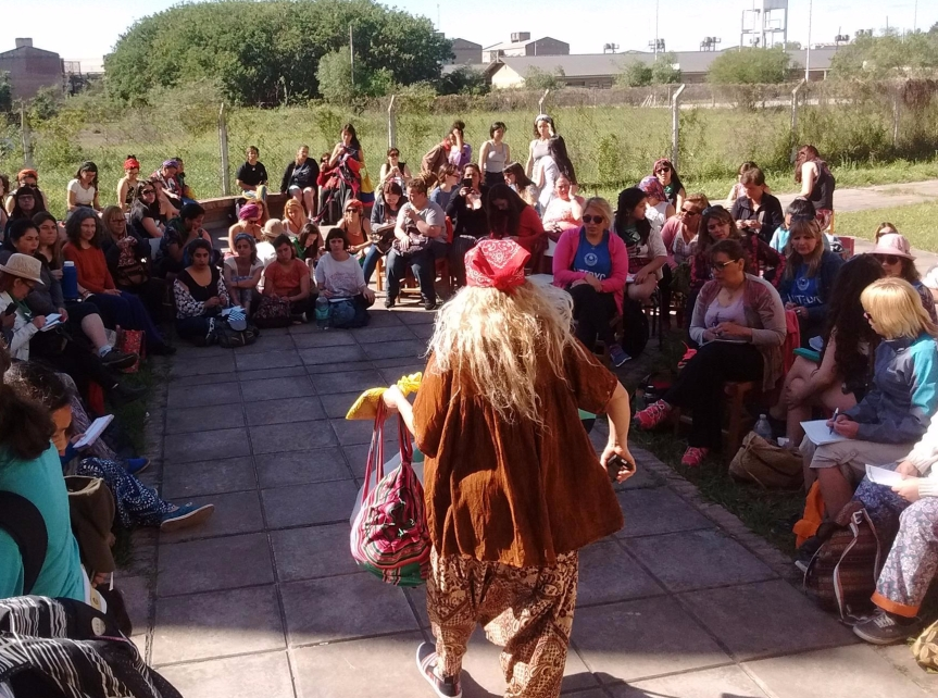 Las Empoderadas: 32° Encuentro Nacional de Mujeres, segundaparte