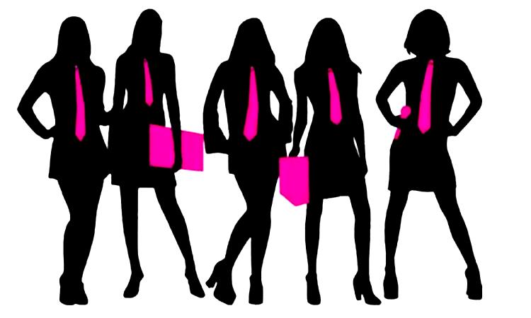 Las mujeres, entre la política y larosca