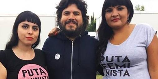 Las Empoderadas: Lobby prostituyente en el escenario de CosquínRock