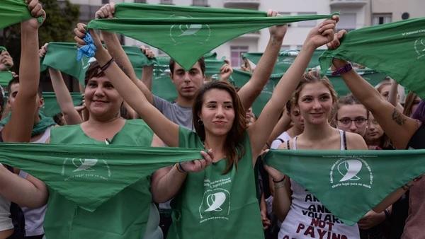 Las Empoderadas: El aborto al congreso (otravez)