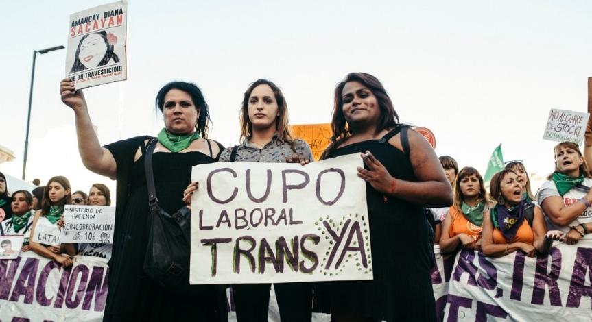 Las Empoderadas: Paro Internacional de Mujeres, Lesbianas, Travestis  y Trans (segundaparte)