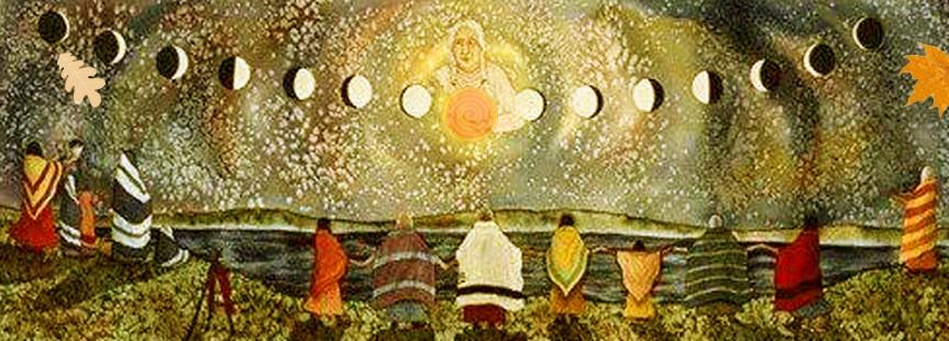 Las Empoderadas: Espiritualidad del Equinoccio deOtoño