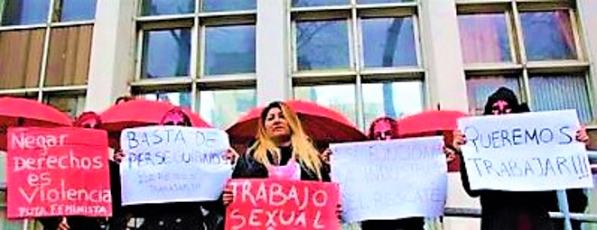 Las Empoderadas: Procesan a líder de AMMAR Mar del Plata por explotaciónsexual
