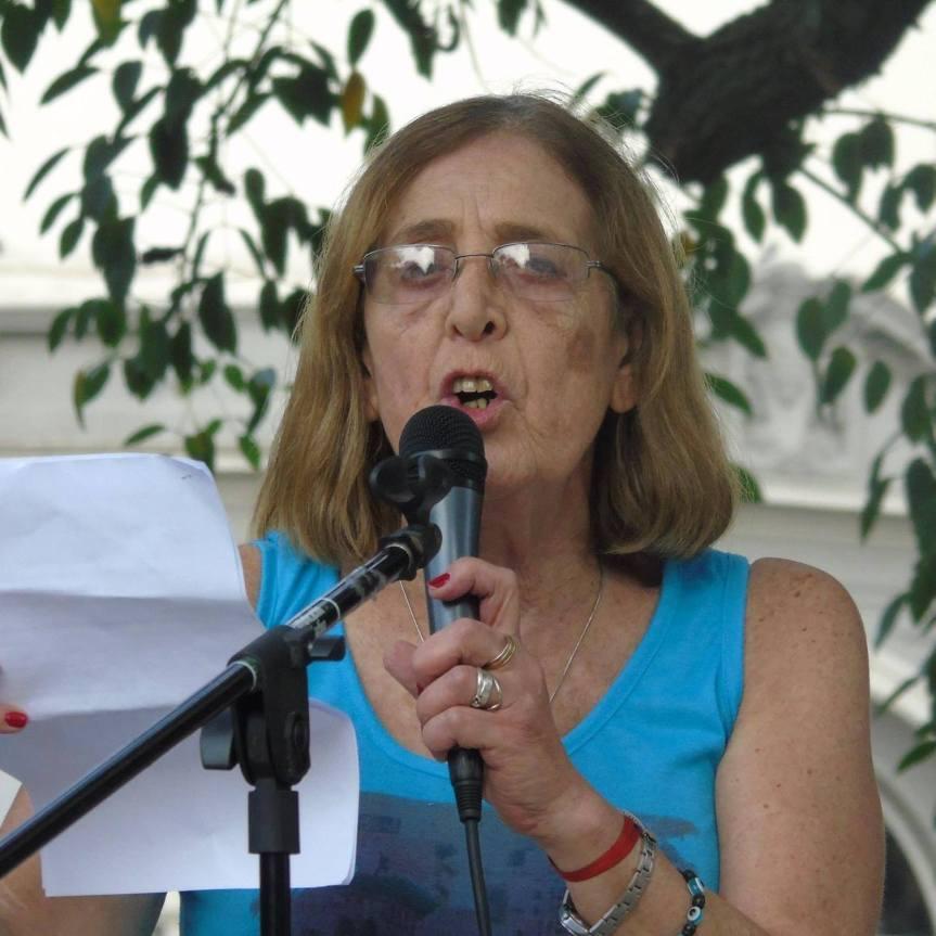 Entrevista a Ester Daye, abogada feminista y militante contra latrata