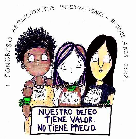 Las Empoderadas: I Congreso Abolicionista Internacional enArgentina
