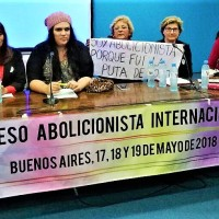 Un congreso internacional por la abolición de la trata y la explotación sexual