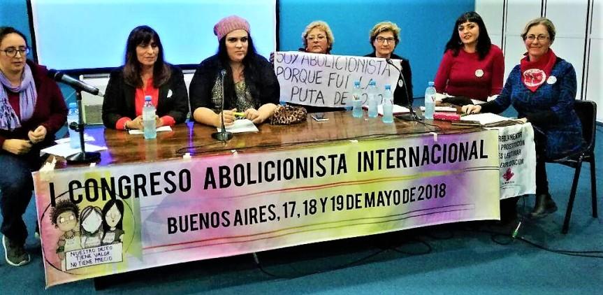 Un congreso internacional por la abolición de la trata y la explotaciónsexual