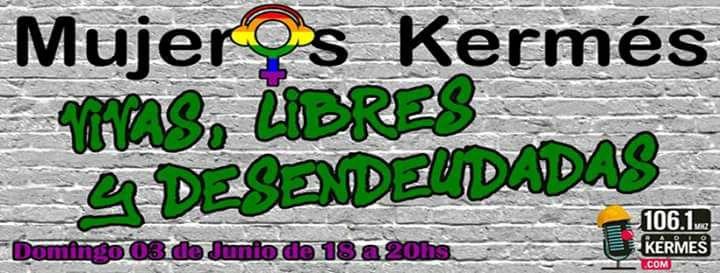Entrevista en Radio Kermés: militando elabolicionismo