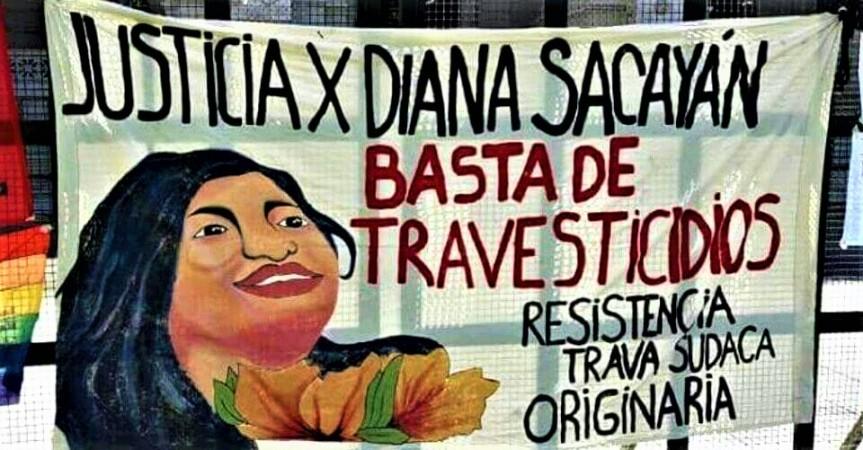 Furia Trava: Justicia por DianaSacayán