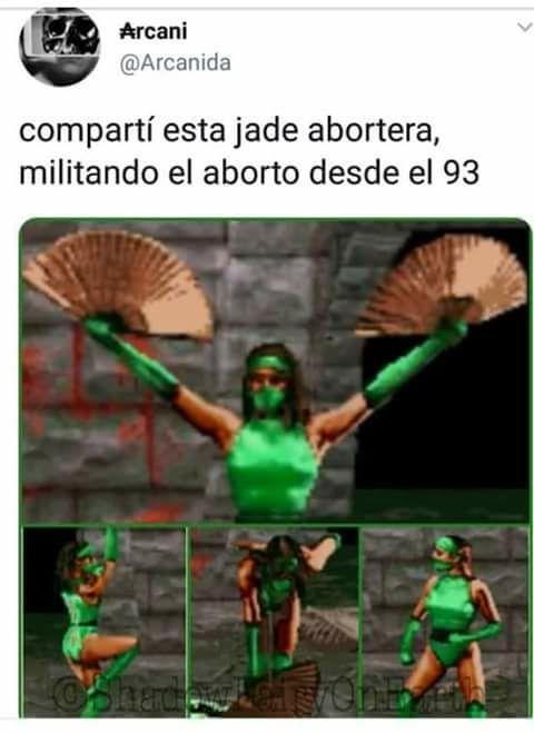 Jade Abortera