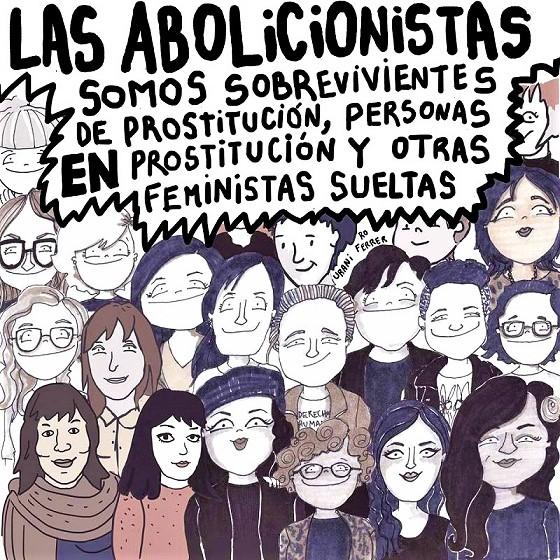 SOY ABOLICIONISTA PORQUE SOYFEMINISTA