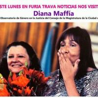 Furia Trava: Conversamos con Diana Maffía