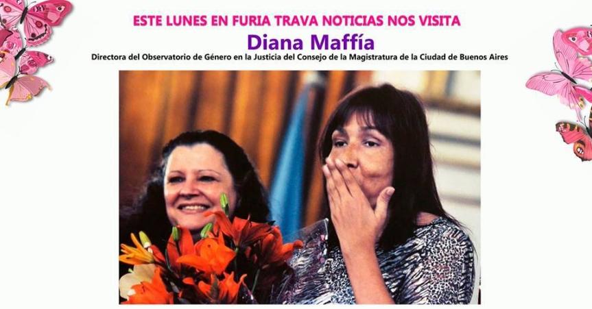 Furia Trava: Conversamos con DianaMaffía