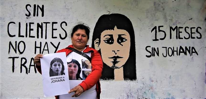 Las Empoderadas: ¡Devuelvan a JohanaRamallo!
