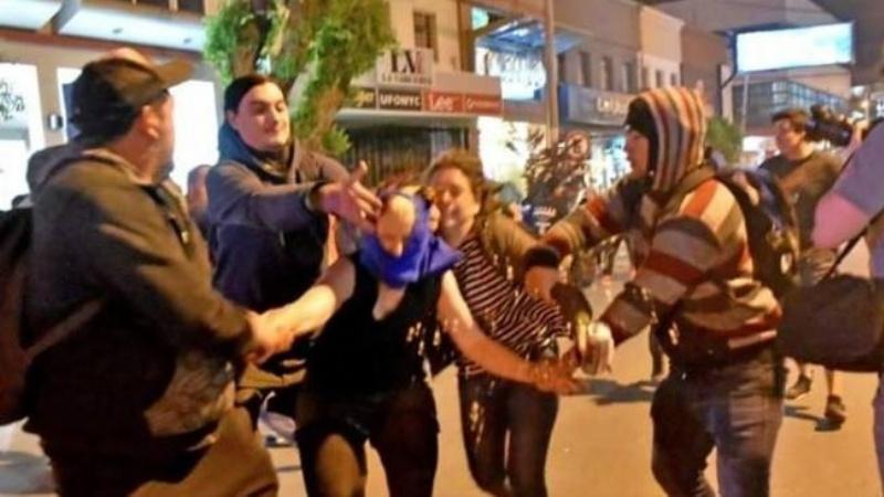 Entrevista: ataques machistas en el Encuentro Nacional deMujeres