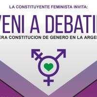 Las Empoderadas: Presentación de La Constituyente Feminista