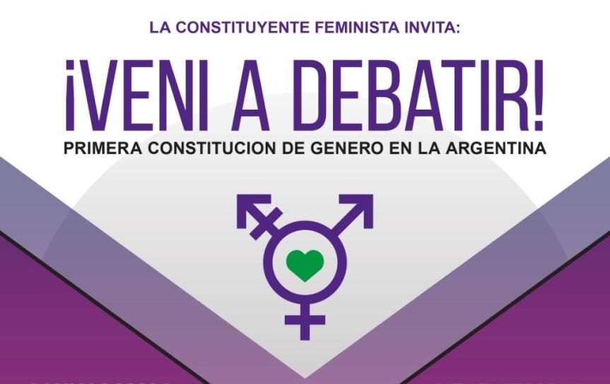 Las Empoderadas: Presentación de La ConstituyenteFeminista
