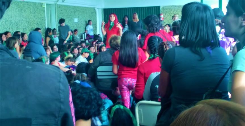Las Empoderadas: 33° Encuentro Nacional de Mujeres en Trelew,Chubut