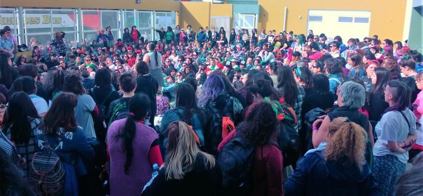 Mujeres al Encuentro del PoderConstituyente