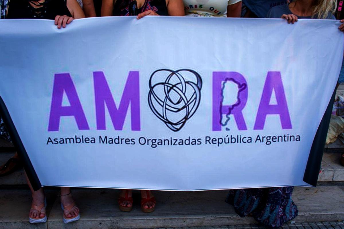 Madres Organizadas contra el abuso sexual en la infancia y el poder judicial pedófilo