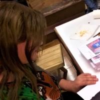 """Alessandra Luna presentó su libro """"La Leviatana"""" en San Isidro"""